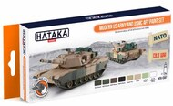 Hataka Hobby  Hataka Orange Line Set Modern US Army and USMC AFVs HTKCS067