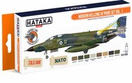 Hataka Hobby  Hataka Orange Line Set Modern Hellenic Air Force Volume 1 HTKCS068