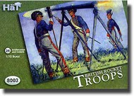 Hat Industries  1/72 Napoleonic British Rocket Troops HTI8003