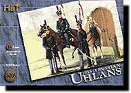 Hat Industries  1/72 1815 Napoleonic Prussian Uhlans & Horses HTI8005
