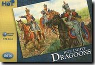 Hat Industries  1/72 Kings German Legion Light Dragoons & Horses HTI8014