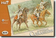 Hat Industries  1/72 Napoleonic Austrian Cuirassiers & Horses HTI8015