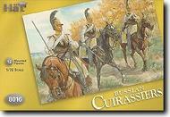 Hat Industries  1/72 Napoleonic Russian Cuirassiers & Horses HTI8016