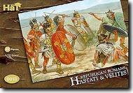 Hat Industries  1/72 Republican Romans: Hastati & Velites HTI8018
