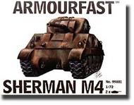 Hat Industries  1/72 Armourfast: US Army Sherman M4 Tank WW II HTI99001
