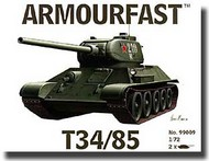 Hat Industries  1/72 Armourfast: T-34/85 HTI99009