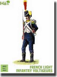 Hat Industries  28mm Napoleonic French Light Infantry Voltigeurs HTI28003