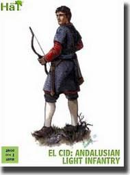 Hat Industries  28mm El Cid Andalusian Light Infantry HTI28006