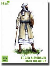 Hat Industries  28mm El Cid Almoravid Light Infantry HTI28008