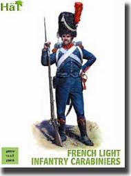 Hat Industries  28mm Napoleonic French Light Infantry Carabiniers HTI28009