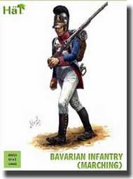 Hat Industries  28mm Bavarian Infantry Marching HTI28010