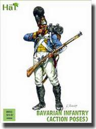 Hat Industries  28mm Bavarian Infantry Action Poses HTI28011