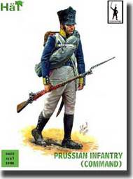 Hat Industries  28mm Napoleonic Prussian Infantry Command HTI28015