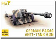Hat Industries  1/72 German PaK40 Anti-Tank Gun HTI8150