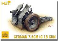 Hat Industries  1/72 German 7.5cm IG18 Gun HTI8163