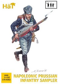 Napoleonic Prussians Infantry Sampler (29) #HTI8329