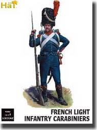 Hat Industries  1/32 Napoleonic French Light Infantry Carabiniers - Pre-Order Item HTI9303