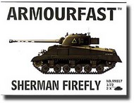 Hat Industries  1/72 Armourfast: Sherman Firefly Tank HTI99017