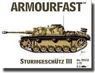 Hat Industries  1/72 Armourfast: Sturmgeschutz III Tank HTI99018