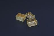 Hauler  1/48 Plastic Crates HLX48387