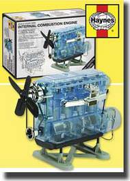 Haynes   N/A Visible Working Internal Combustion Engine w/Electric Motor & Sound HYE81413