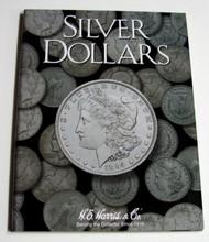 H.E. HARRIS   N/A Silver Dollar Plain Coin Folder HEH2665