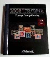 H.E. HARRIS   N/A 2008 US/BNA Postage Stamp Catalog (Hardback Spiral-Bound) (D)<!-- _Disc_ --> HEH3955