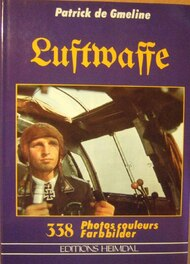 Heimdal Editions   N/A Collection - Luftwaffe - 338 Color Photos EH1281