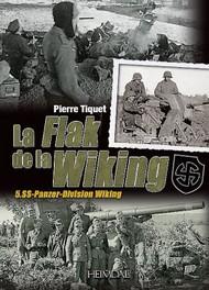 Heimdal Editions   N/A La Flak de la Wiking 5. SS-Panzer-Division Wiking EH4042