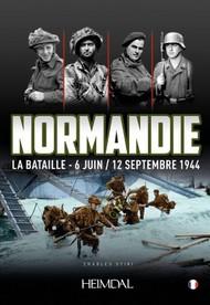 Normandie La Bataille 6 Juin/12 Septembre 1944 #EH5230