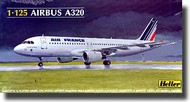Heller  1/125 Airbus A.320 British Airway HLR80448