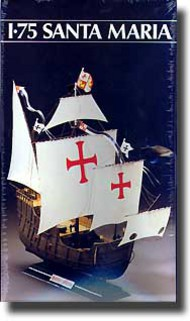 Heller  1/75 Santa Maria - Columbus Ship HLR80865