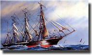 Heller  1/150 'Pamir' 4-Masted Sailing Ship HLR80887
