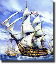 Heller  1/100 HMS Victory - Man O'War HLR80897