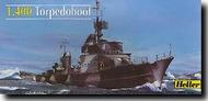 Heller  1/400 Torpedo T23-1943 HLR81011