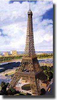 Heller  1/650 Eiffel Tower HLR81201