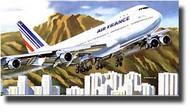 Heller  1/125 Boeing 747 Air France HLR80459