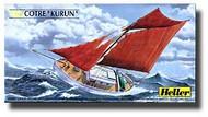 Heller  1/60 Cotre Kurun Sailing Ship HLR80614