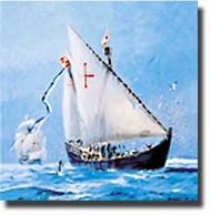 Heller  1/75 Nina - Colombus Ship HLR80815