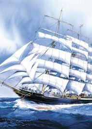 Heller  1/150 Preussen 1902 S Masted Sailer HLR80894