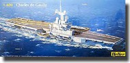 Heller  1/400 French Carrier Charles de Gaulle HLR81072