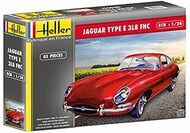 Jaguar Type E 3L8 FHC Sports Car #HLR56709