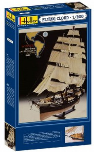 Heller  1/200 Flying Cloud Sailing Ship HLR80830