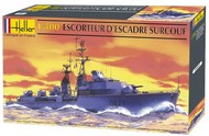 Heller  1/400 Sorcouf French Destroyer HLR81013