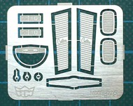 Highlight Model Studio  1/24-1/25 1966 Chevy Pickup Detail Parts Set for RMX HMO35
