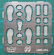 Mooneyes Foot Pedals (various designs) #HMO53
