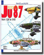 Histoire And Collections Books   N/A Junkers Ju.87 From 1937 to 1945 HNC1004