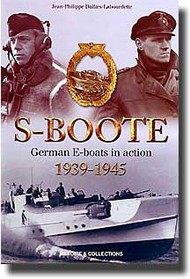 Histoire And Collections Books   N/A Collection - S-Boote German E Boats in Action, 1939-1945 HNC1315