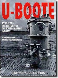 Histoire And Collections Books   N/A Collection - U-Boat 1939-45 HI424