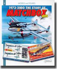 Histoire And Collections Books   N/A 1973-2000, The Story of Matchbox Kits HNC1886